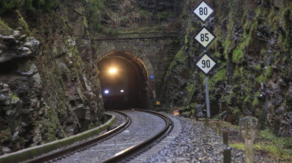 El nuevo túnel sustituirá al actual, que tiene más de un siglo de antigüedad