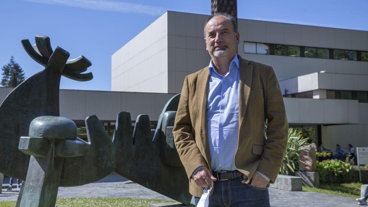 Fernández considera que el Camino ha favorecido la internacionalización de las empresas más pequeñas