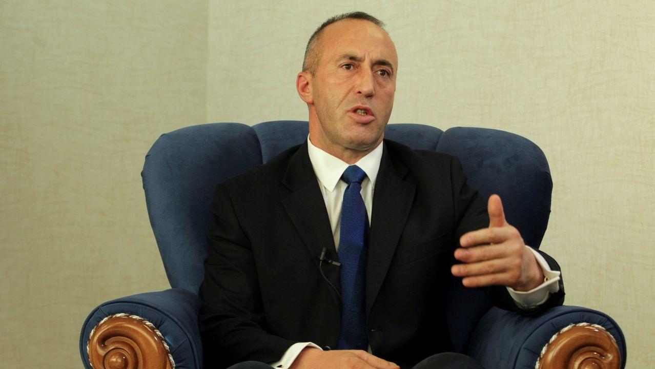 El primer ministro de Kosovo, Ramush Haradinaj, dimitió recientemente por un crimen de guerra
