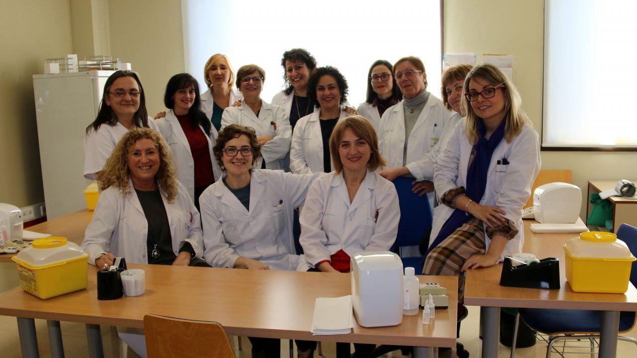 Hospital de Cabueñes, en Gijón.Hospital de Cabueñes
