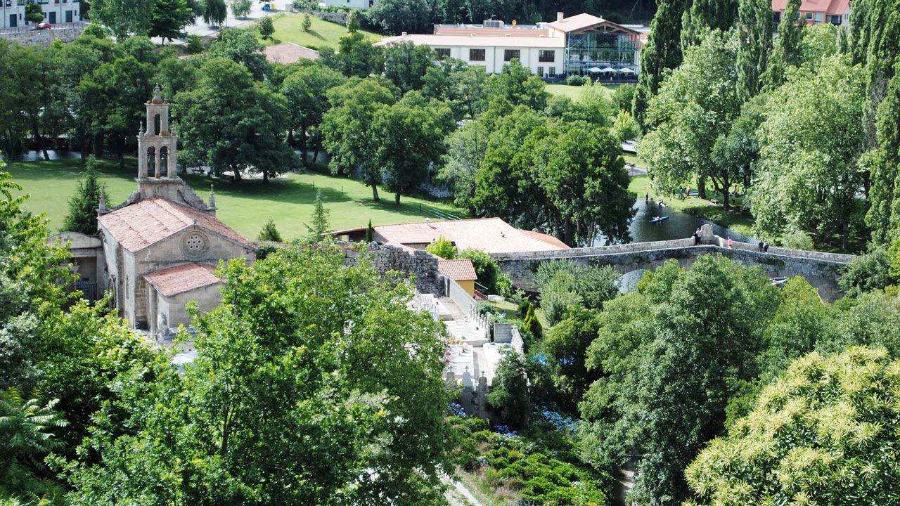Iglesia de Vilanova