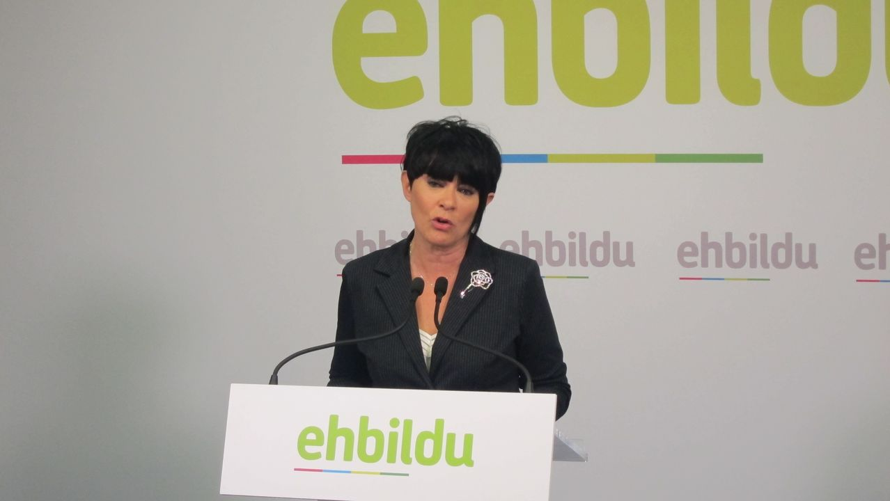 Maddalen Iriarte, de EH Bildu