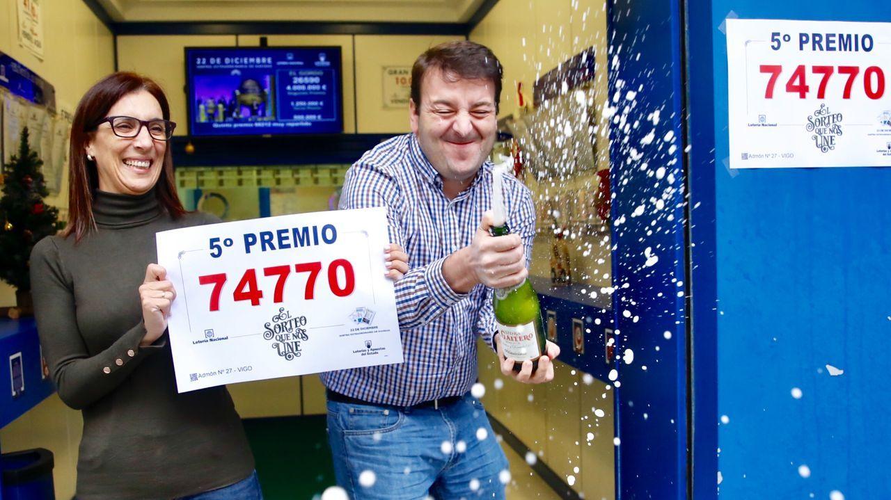 Cinco millones de euros se quedan en Cuntis y Moraña