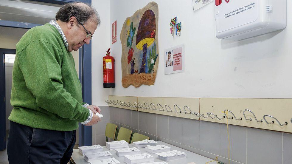 El presidente de la Junta de Castilla y León, Juan Vicente Herrera, espera que esta vez sea la «vencida»