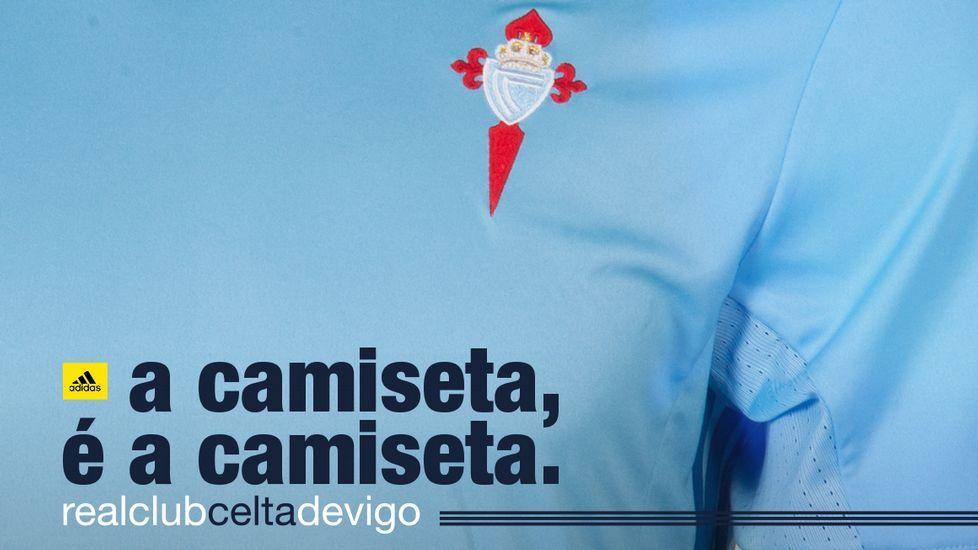 Publicidad de Interprotección en la camiseta del Real Oviedo