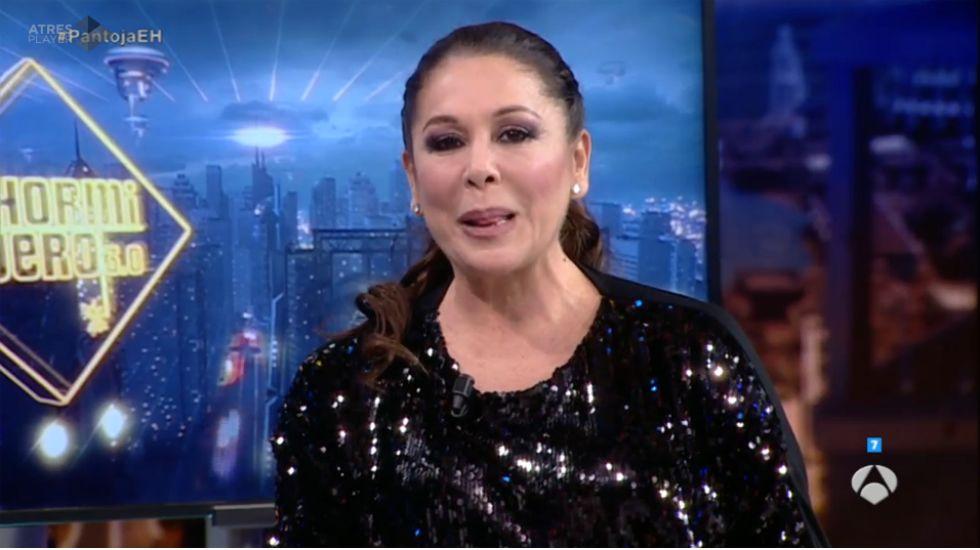 Isabel Pantoja: «Han sido dos años difíciles, intensos y dolorosos de los que estoy intentando salir»
