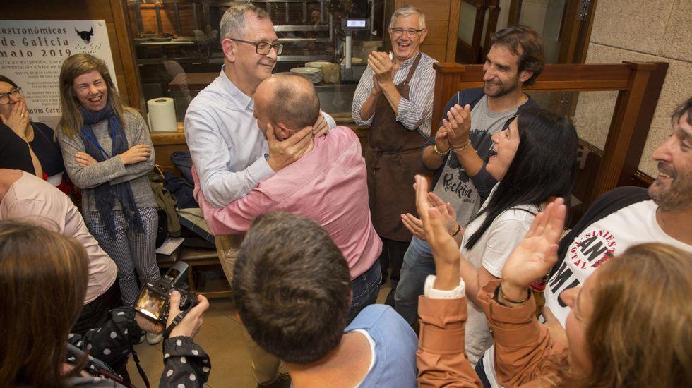 Así celebró el BNG de Carballo su nueva mayoría, ahora con 12 ediles: ¡álbum!.Celebración del 50 aniversario de Tusquets