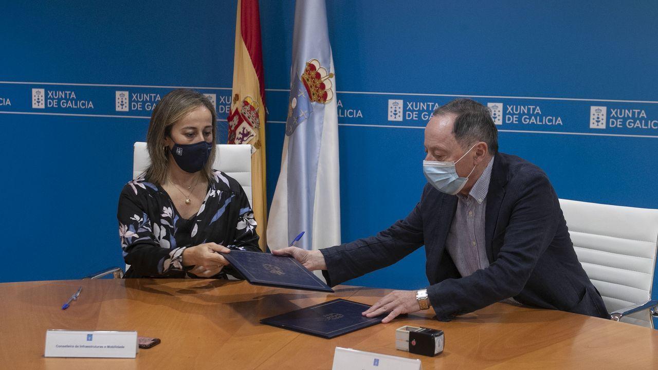El cribado del pasado sábado destapó 40 positivos nuevos en Ourense y Barbadás