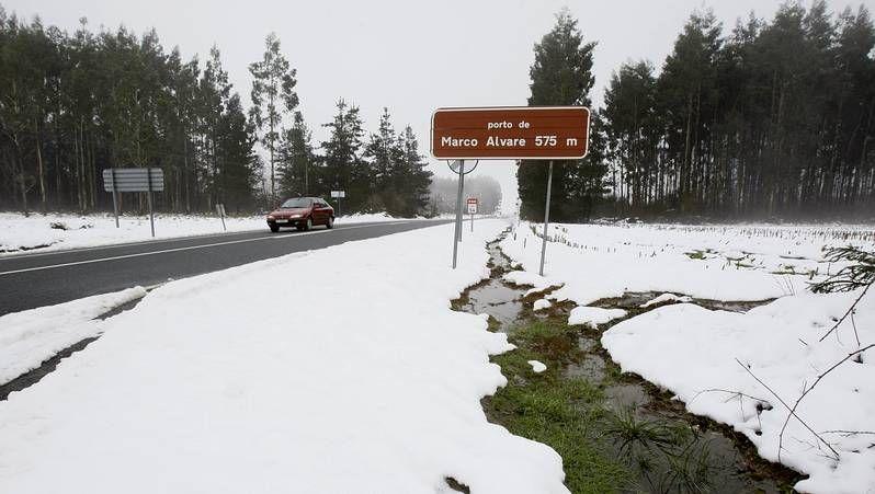 Ola de frío y nieve en Europa.Las mejores vacas se pagaron ayer de media a 1.547 euros.