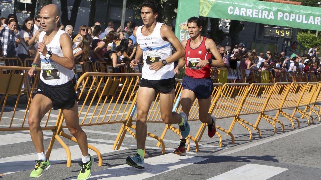 ¡La carrera pedestre de Malpica en imágenes!