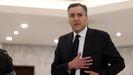 El primer ministro del Lïbano, Mustafa Adib, presentó este sábado su dimisión