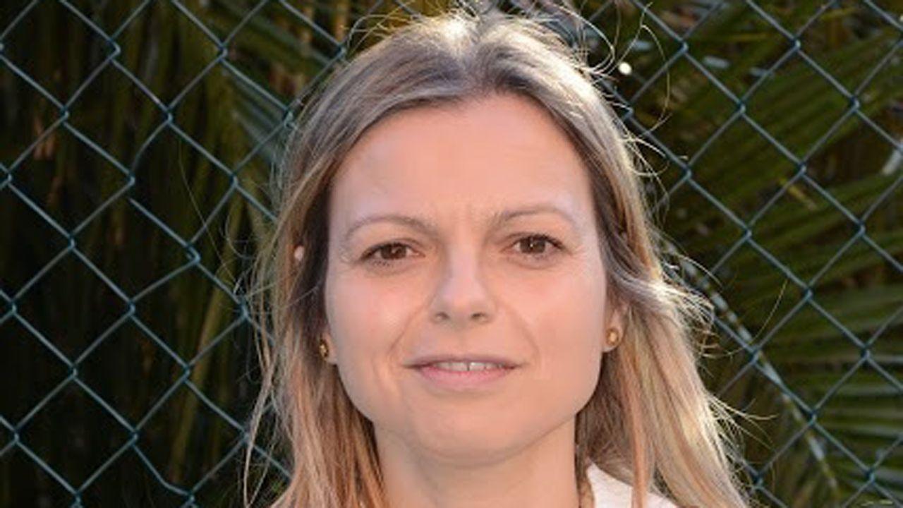 Arancha Martínez Riola, candidata de Vox a la Alcaldía de Avilés