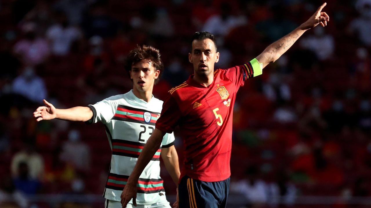 El futbolista viajará a Sevilla con el resto del combinado nacional