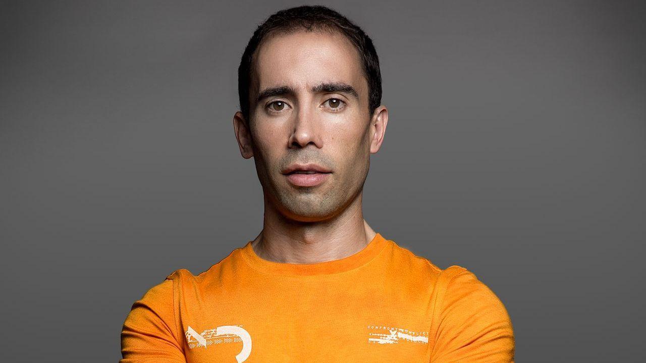 Marcos Vázquez, autor de «Fitness revolucionario» y «Saludablemente»