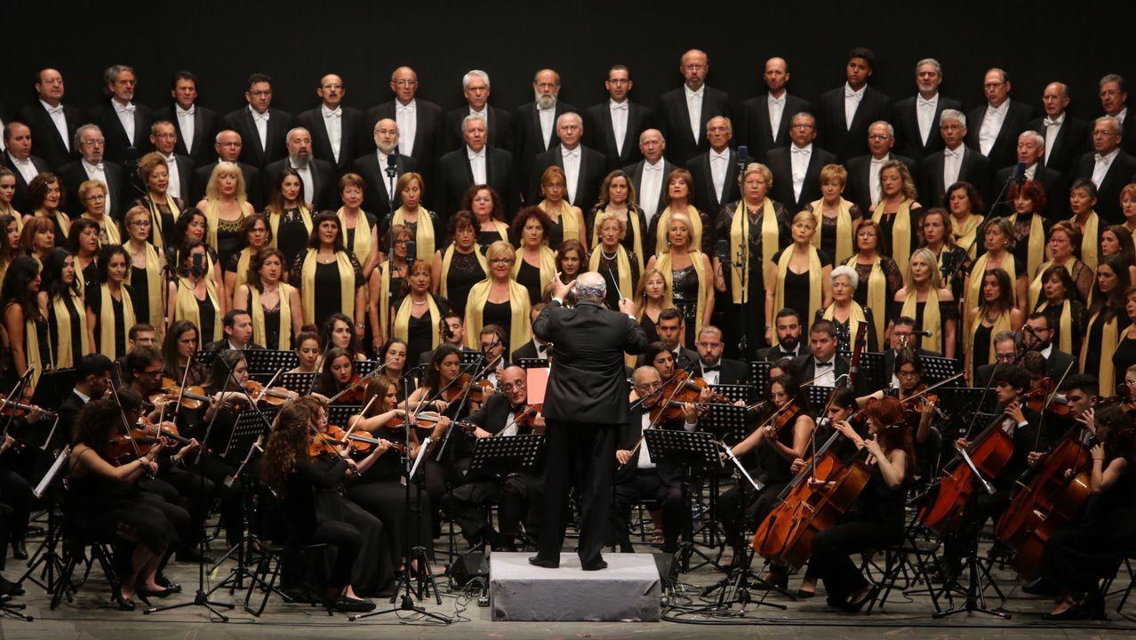 El coro de Vigo que combate el alzhéimer