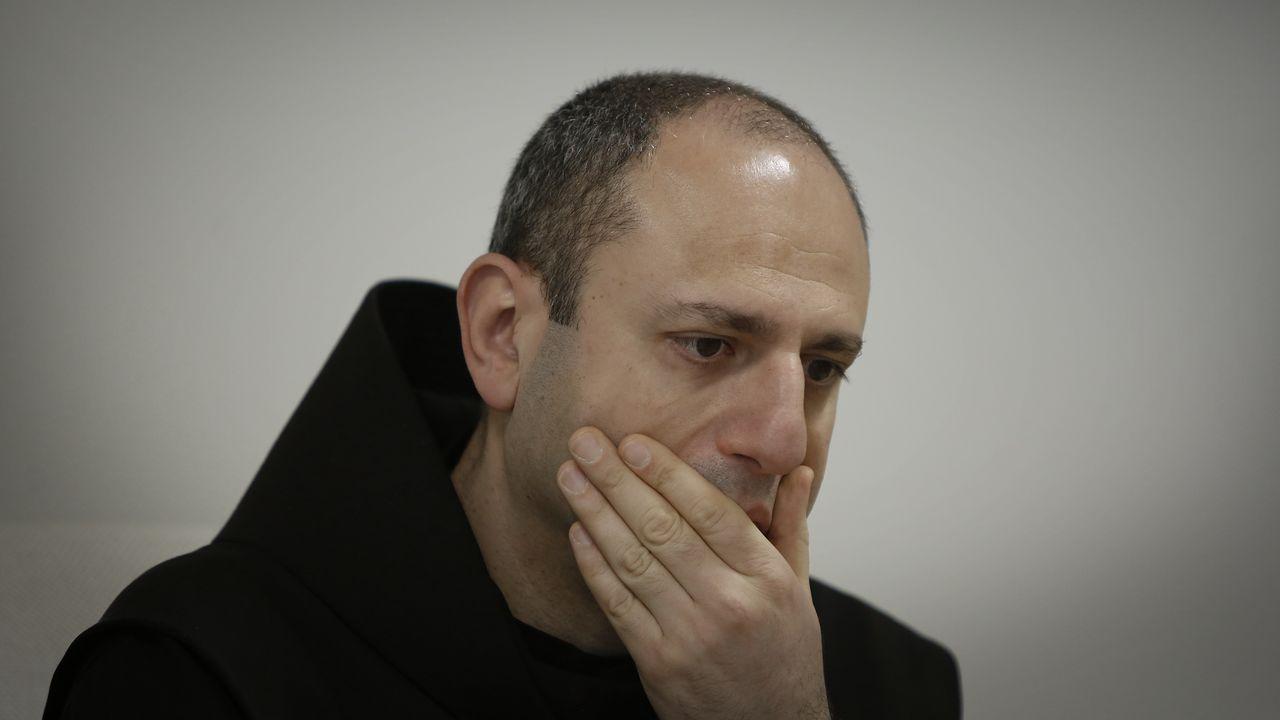 El videojuego «The Waylanders» llevará Galicia a 162 países.El franciscano de origen sirio Bahjat Karakach, que está en Damasco y hablará de Siria en Padre Rubinos