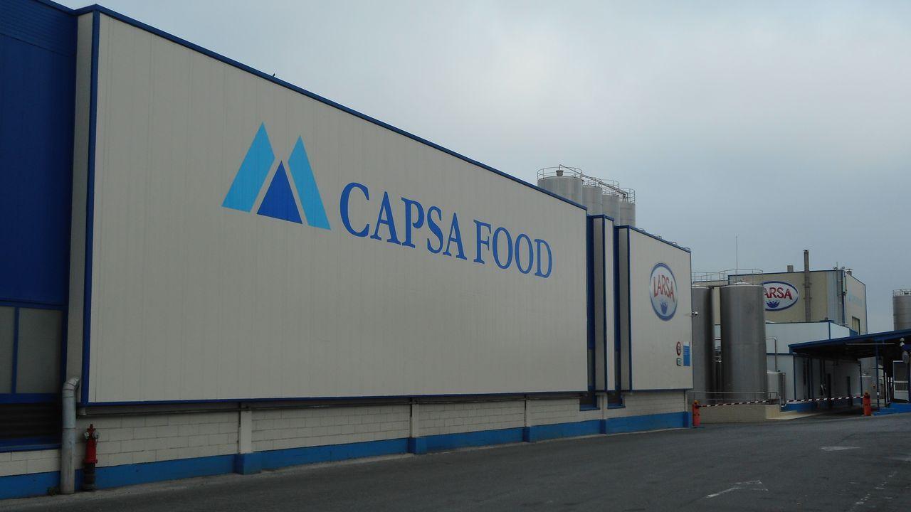 La sede de Capsa en Lugo