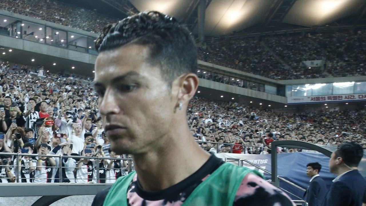 Cristiano Ronaldo explica su gesto