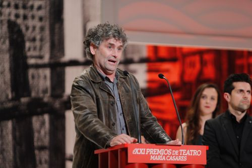 La gala de entrega de los premios María Casares, en fotos.Palcos del Teatro Colón