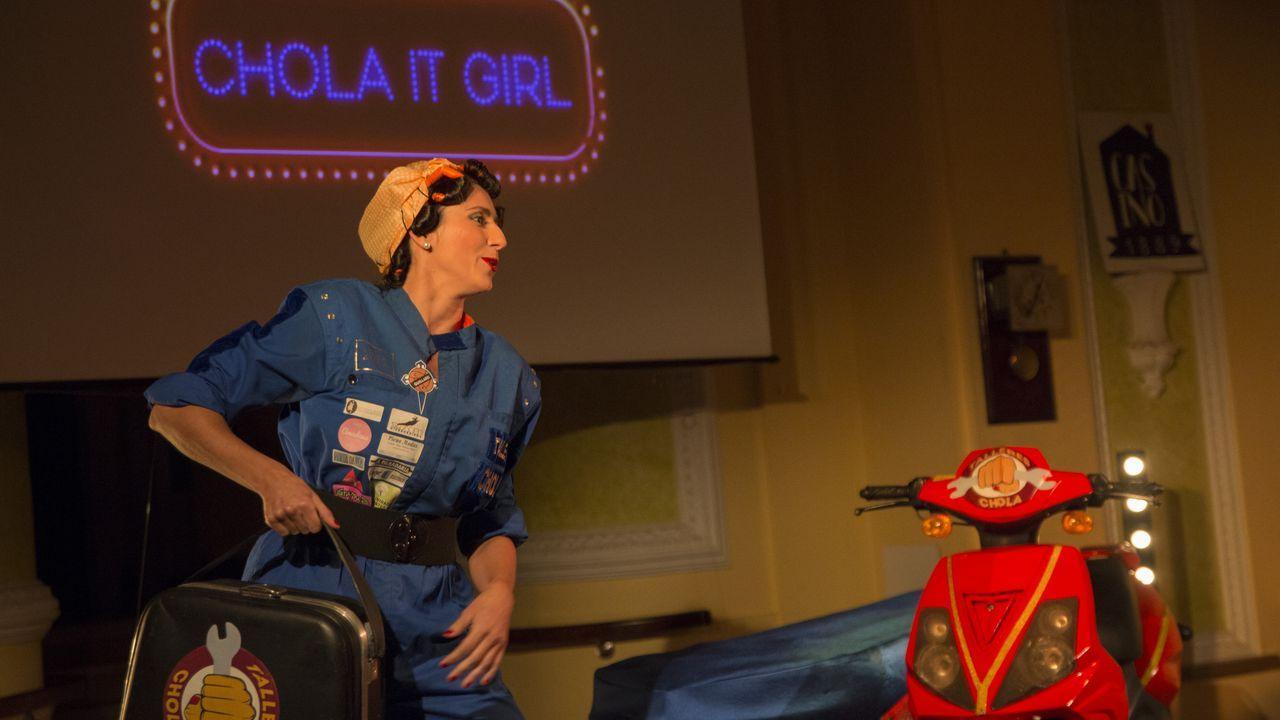 ArtesaCía y su «Chola a it girl»