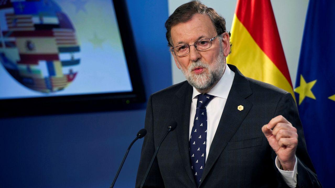 Javier Fernández firma el convenio marco de fondos mineros