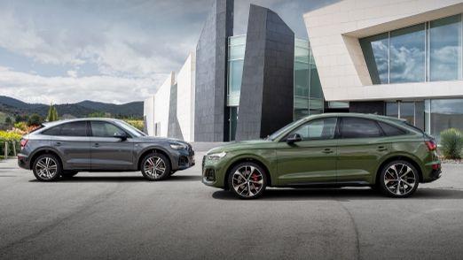 El nuevo modelo Q5 de Audi