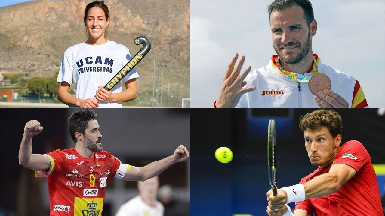 Las opciones de medalla asturiana en los Juegos de Tokio pasan por María López, Saúl Craviotto, Raúl Entrerríos y Pablo Carreño