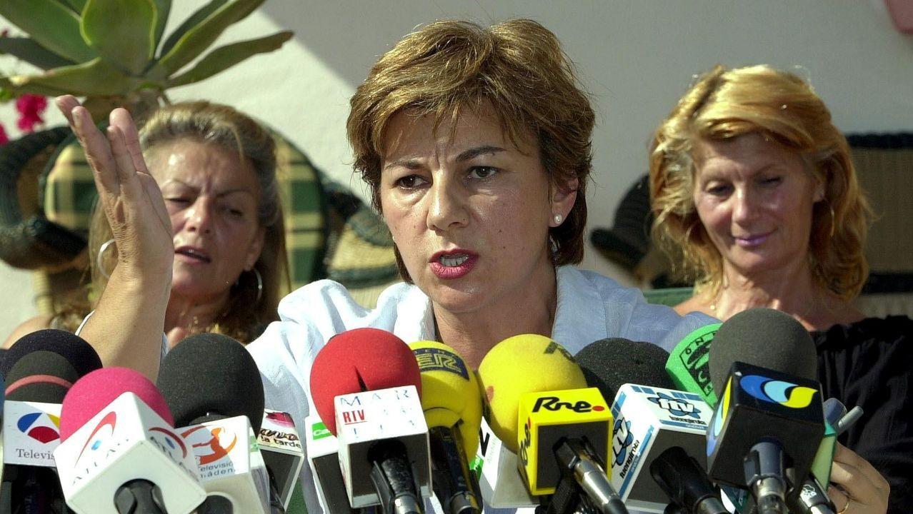 Dolores Vázquez siempre proclamó su inocencia