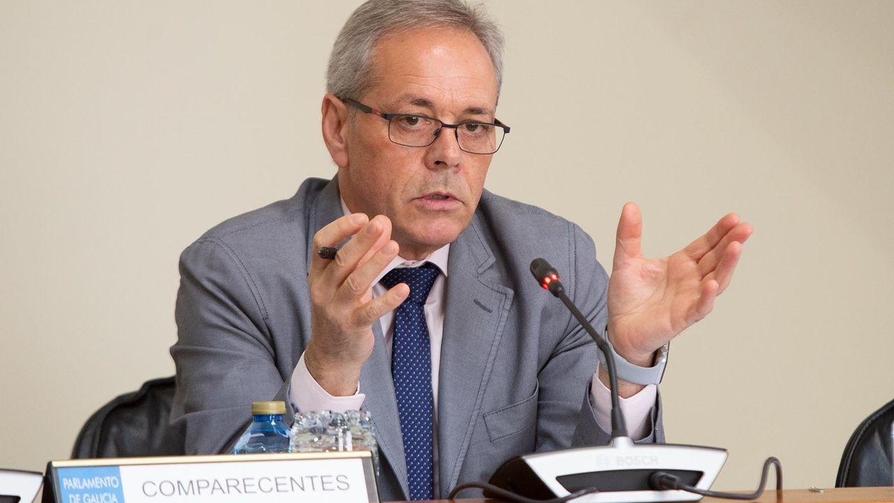 Reunión del Consello de la Xunta presidida por Núñez Feijoo