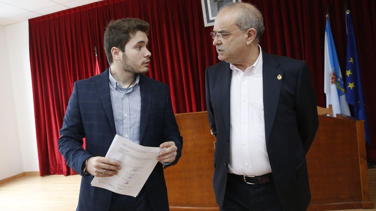 La moción de censura de Mugardos promovió uno de los cambios en las alcaldías de este mandato