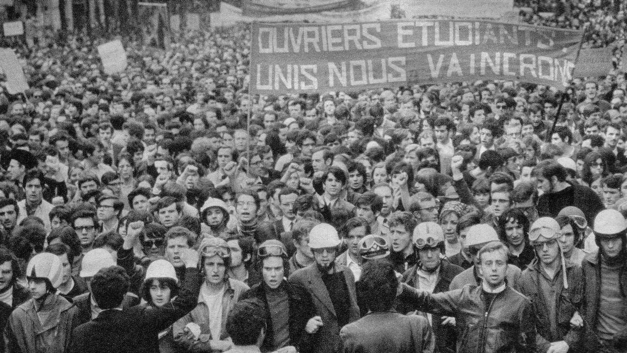 París en alerta por la crecida del Sena.El movimiento de protesta que tomó las calles de París en el 68 transformó la sociedad francesa