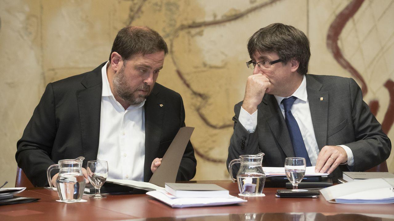 Montoro confirma que este viernes el Gobierno no aprobará los PGE por falta de apoyos.Guillermo Martínez