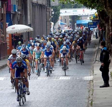 La prueba padronesa atraerá a más de cien ciclistas.