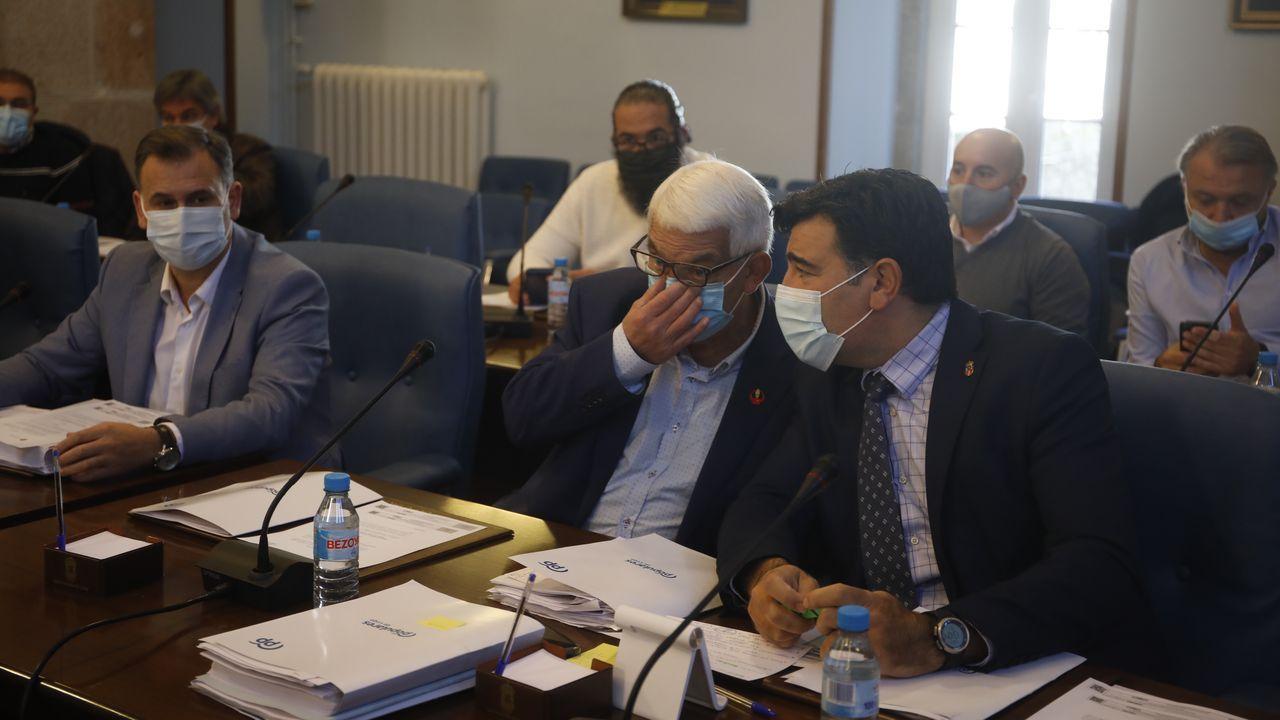 El grupo popular votó no a los presupuestos de la Diputación