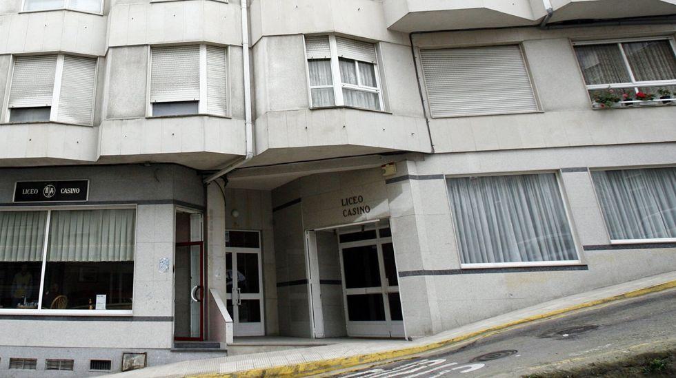 Visita al castro de Subidá.El cribado de Marín se inició este martes y está dirigido a casi trece mil vecinos