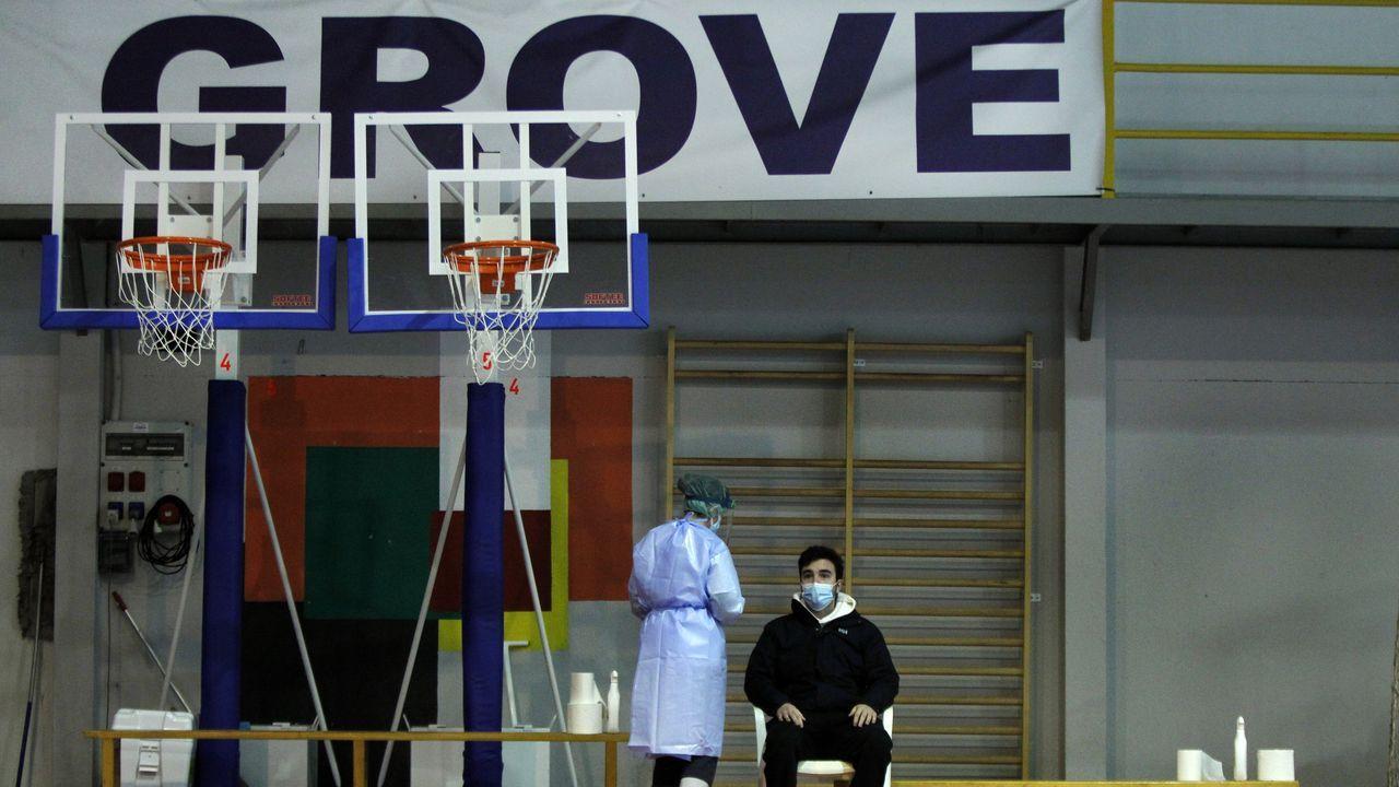 O Grove dobló en solo 10 días el número de personas contagiadas por el virus