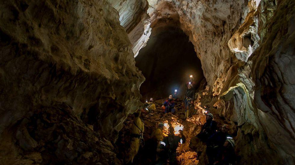 Un recorrido por la cueva de Tara en imágenes