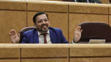 David Erguido, senador del PP