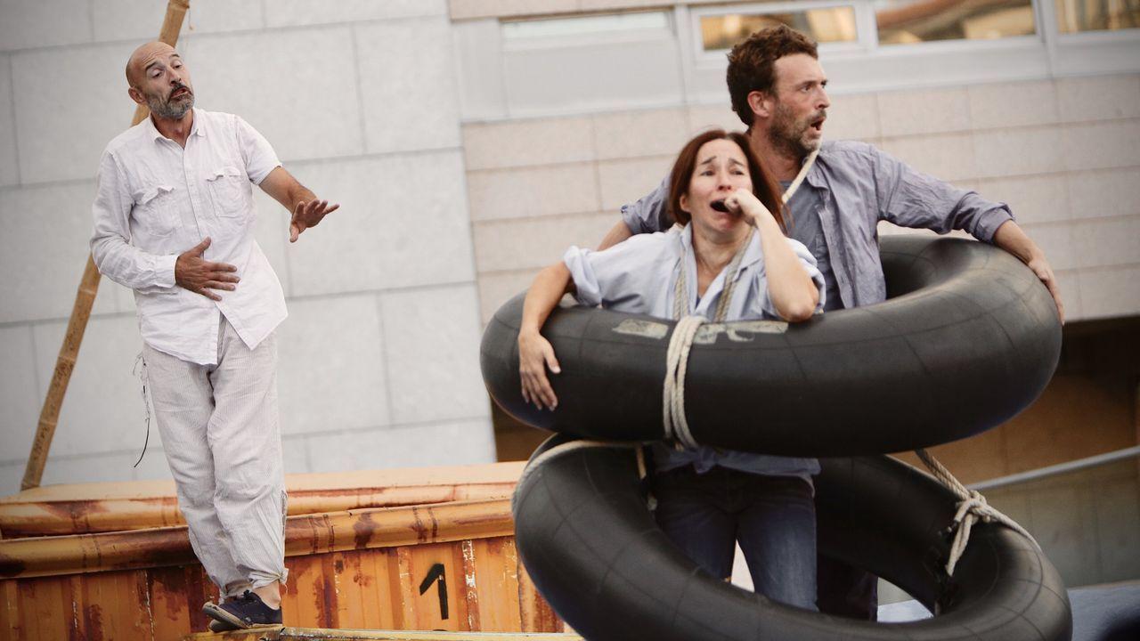 Markeliñe Teatro pondrá en escena «Crusoe», para público familiar
