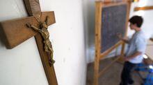 Religión católica en colegio