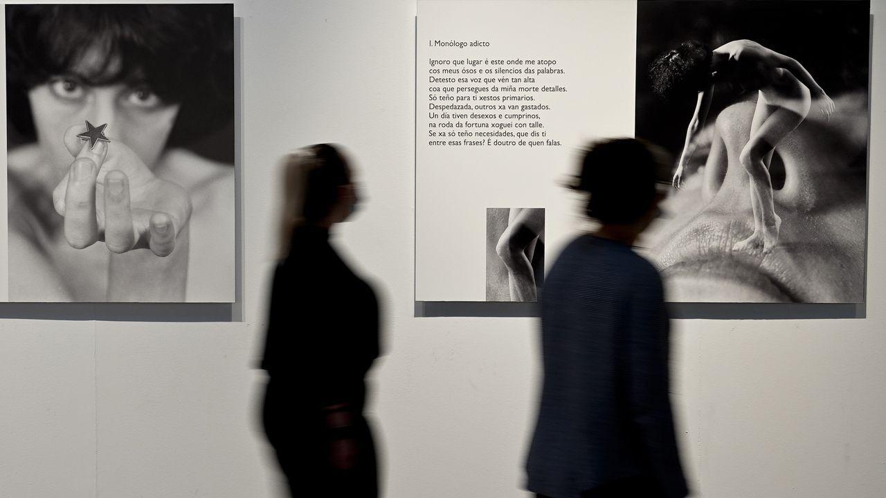 El Festival Internacional de Xardíns abrió sus puertas.Teatro da Ramboia actúa en el Gustavo Freire