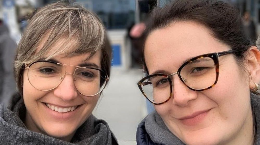 Gracia Gonçalves y Sara Fernández prevén abrir su tienda en cuanto acabe la crisis sanitaria por el coronavirus