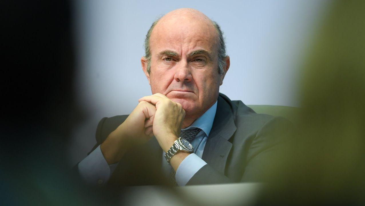 En venta el Pazo de Rilo por más de medio millón de euros.Luis De Guindos cerrará el turno de comparecencias el próximo 2 de abril