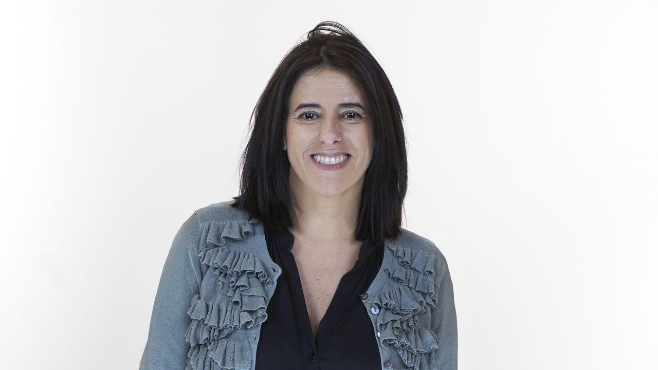 Guadalupe Murillo Solís, número 5 del PP por Pontevedra. Nació en Pontevedra en 1970. Es licenciada en Derecho y ha sido Gerente General de Conservas Pescamar durante veinte años. En el 2014 fue elegida presidenta de Pontevedra CF y también es secretaria de la junta directiva de Obradoiro CAB.  Miembro de la ejecutiva del PP local de Pontevedra, ha sido diputada regional desde el 2016.