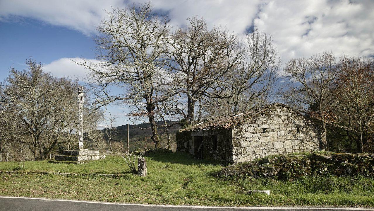 El Parador de Santo Estevo es uno de los reclamos turísticos de Ribeira Sacra