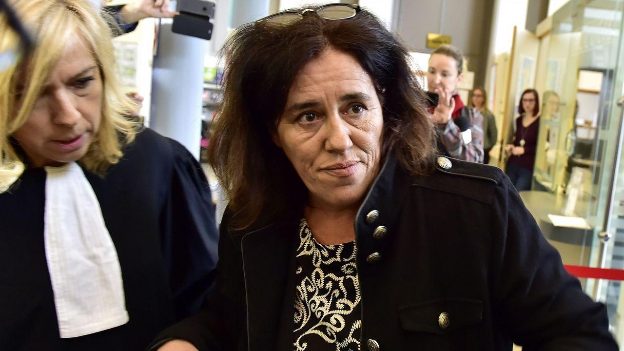 Rosa María da Cruz, madre del bebé hallado en un maletero
