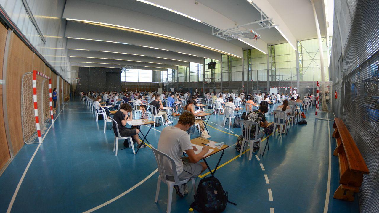Selectividad en Pontevedra