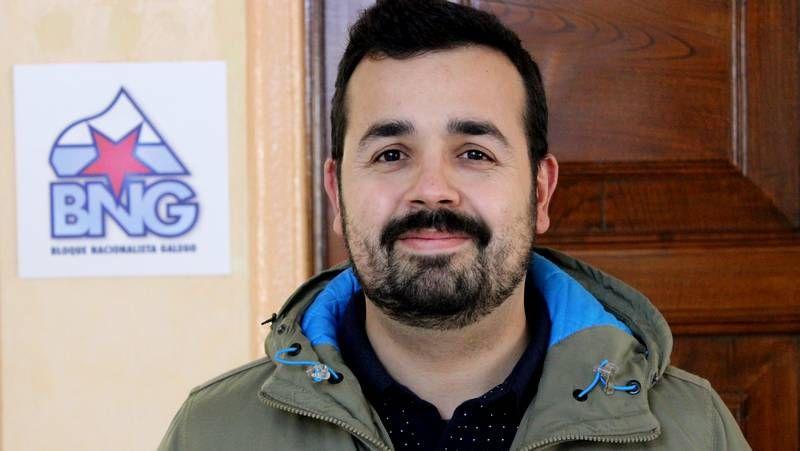 Iago Bande optará a alcaldía de Láncara nas próximas eleccións municipais