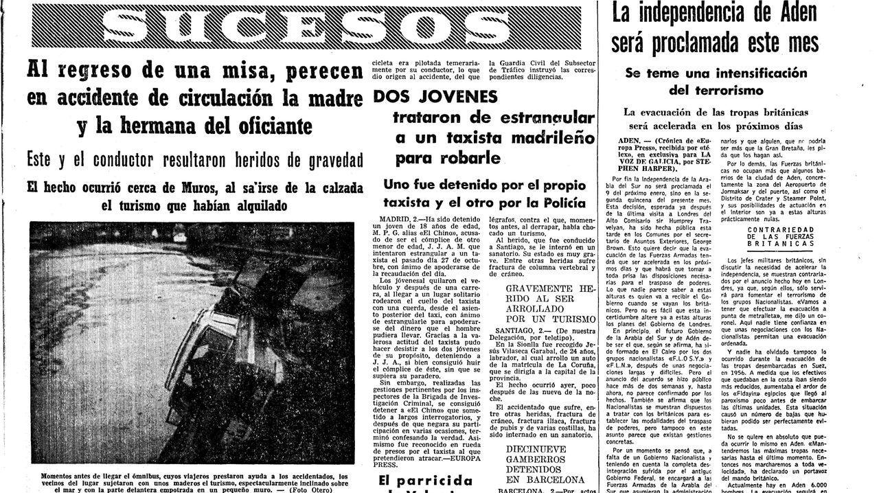 Cincuenta años de la consagración de la nueva iglesia de Castromil: ¡las imágenes!.CPI de Zas