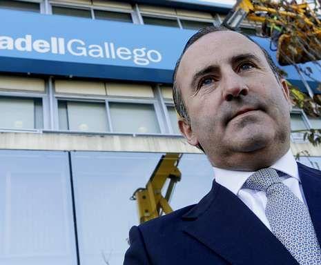Pablo Junceda está al frente del Sabadell Gallego.